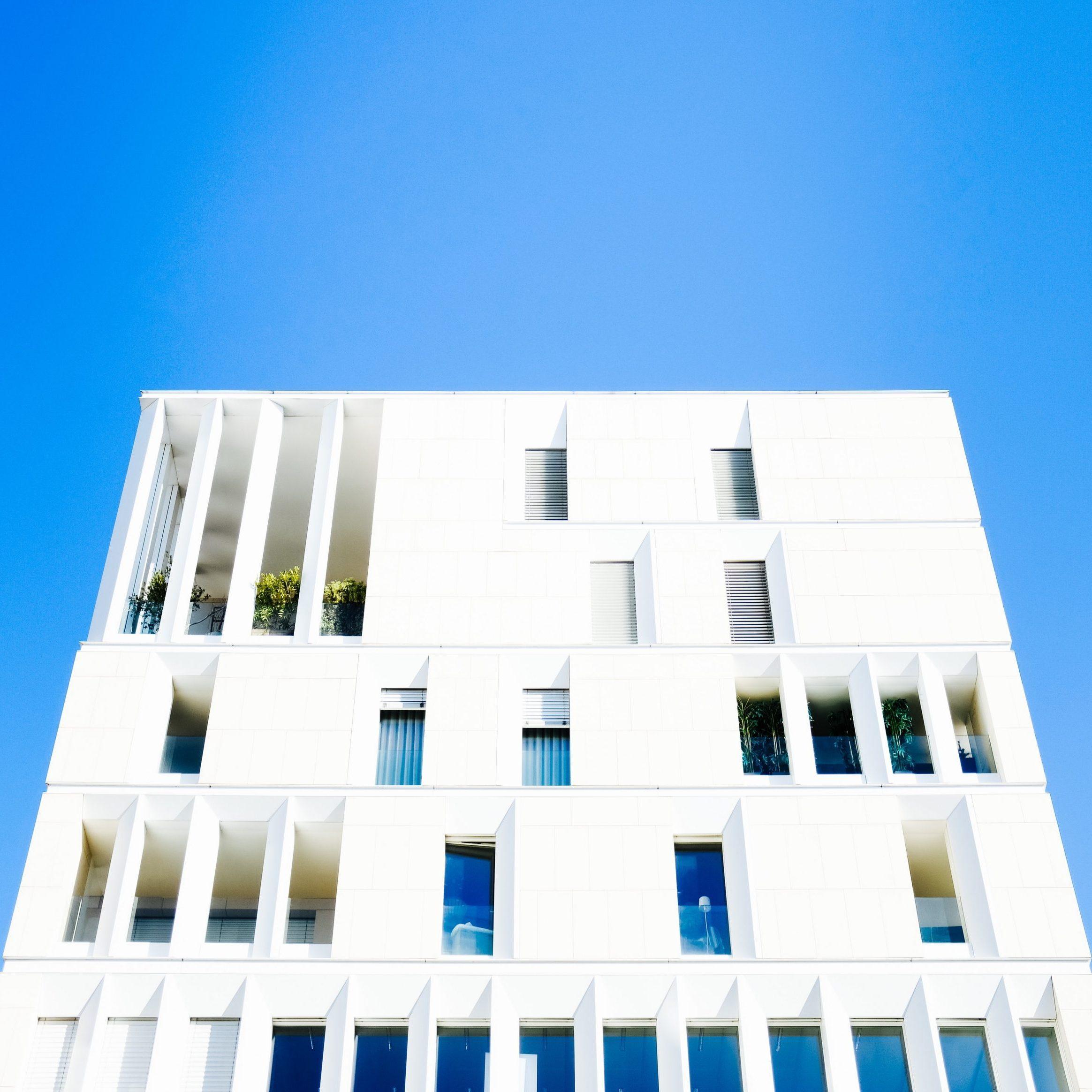Construcción edificios residenciales